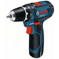 Bosch GSR 10,8-2-LI Professional (2,0Ah)