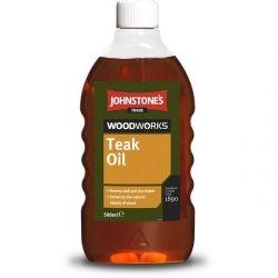 Johnstones Teak Oil