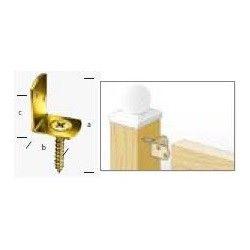 Kovanie L pre drevokonštrukcie