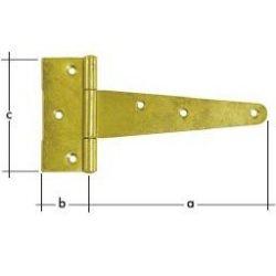 Záves trojuholníkový ZT