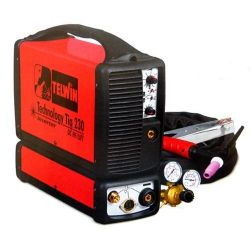 Telwin Technology TIG 230 VRD DC-HF/LIFT