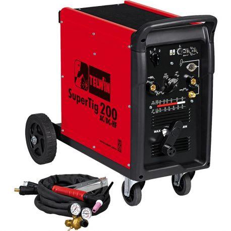 Telwin Supertig 200 AC/DC-HF 400V